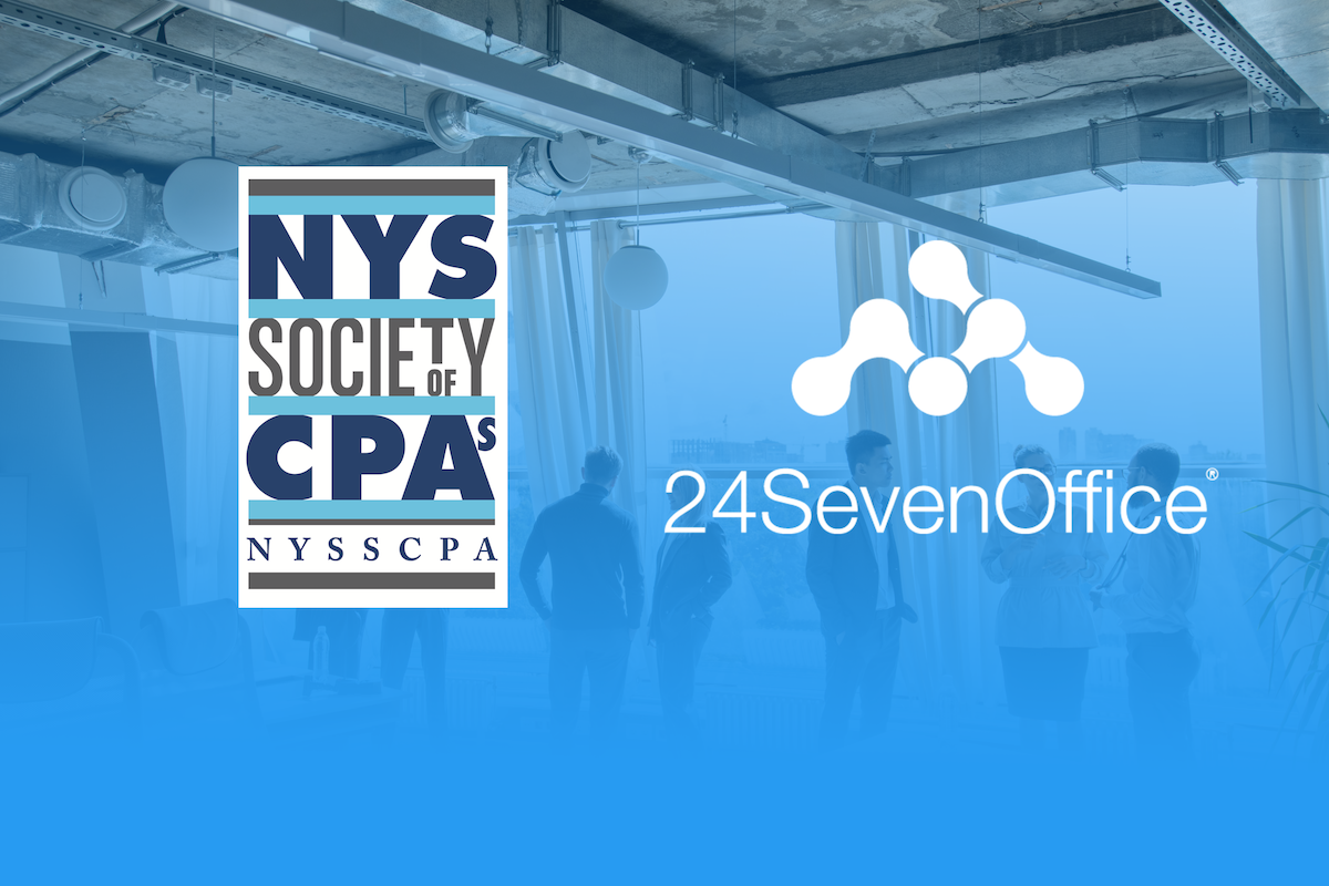 NYS CPA Society and 24SevenOffice Event