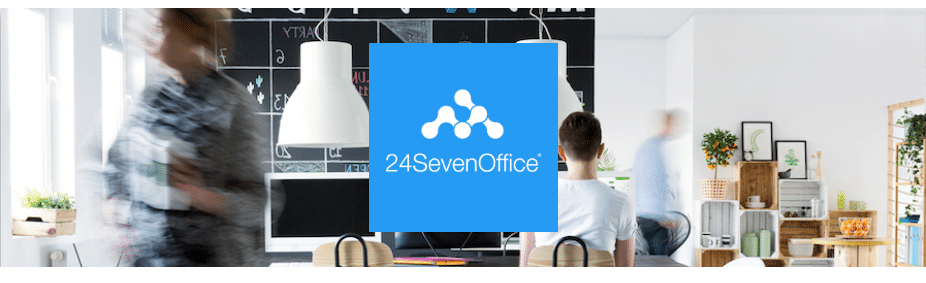 24SevenOffice ERP solution built for your team.