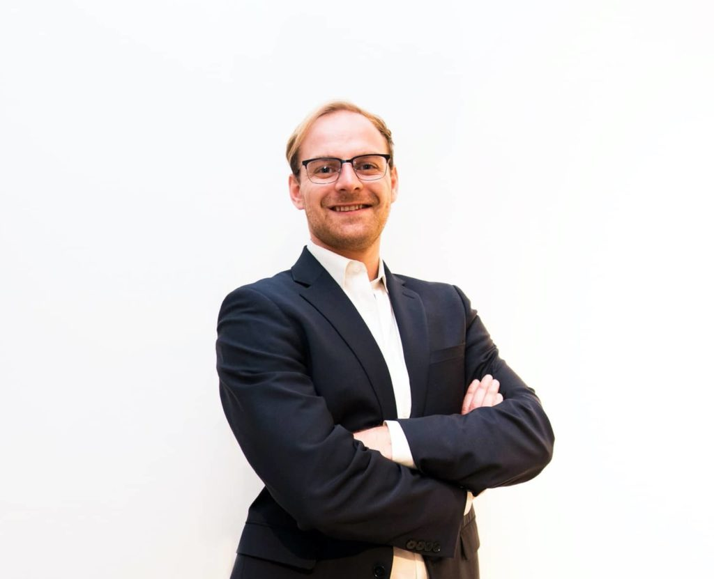 meet christoffer head of professional services